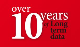 Over 10 Year Long-Term Data Flyer